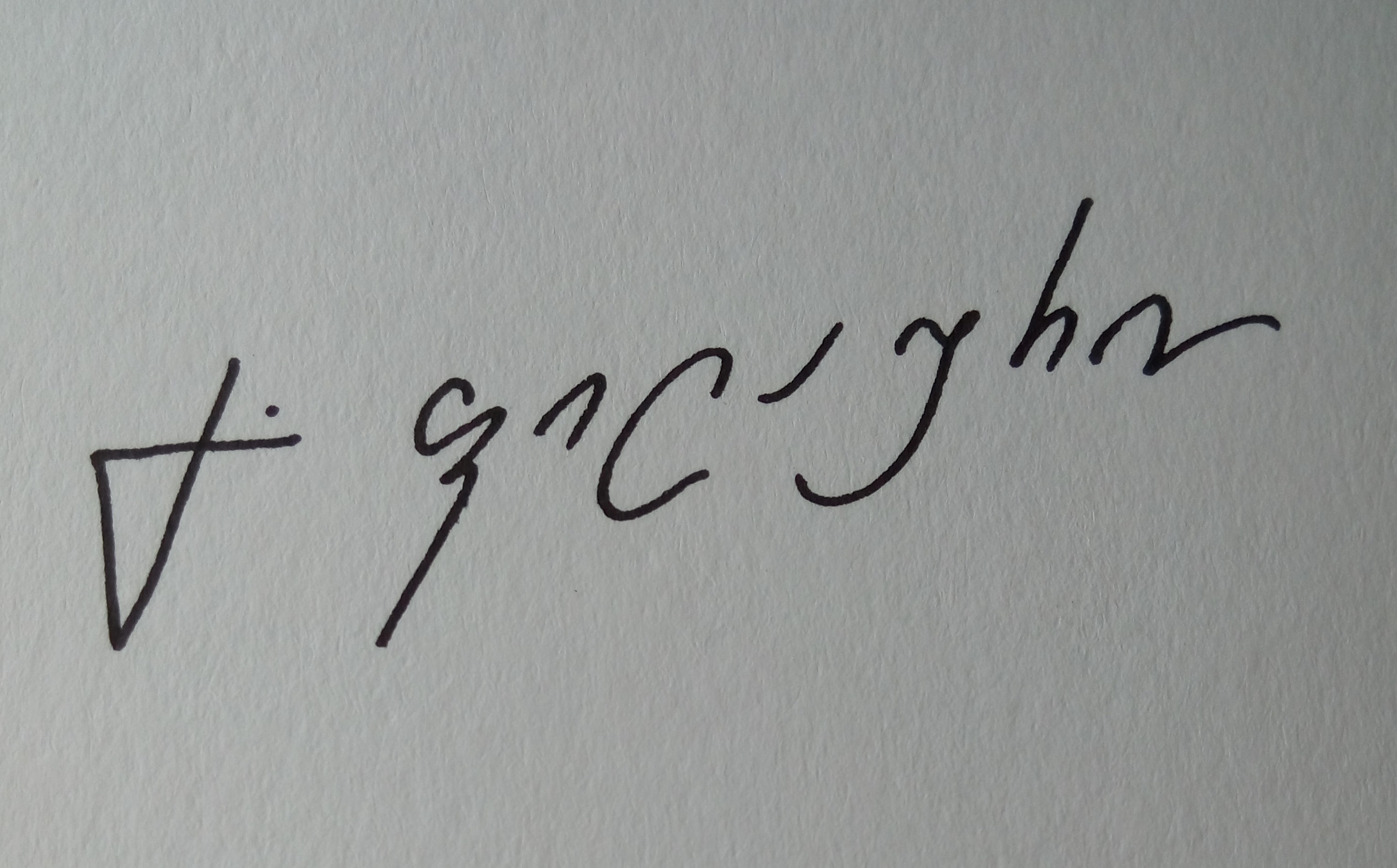 Gela Philauri Signature