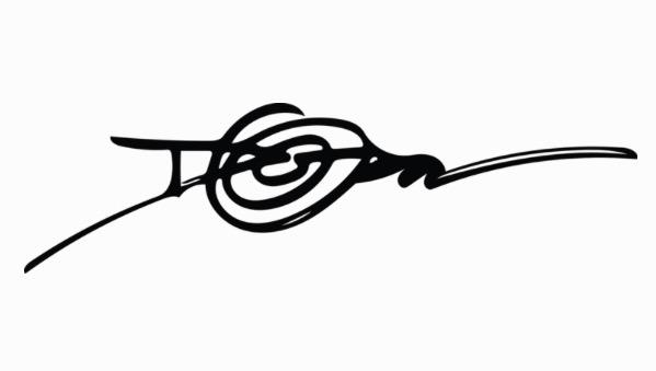 Domonic Breaux Signature