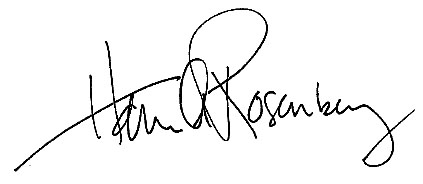 Hannah Rosenberg Signature