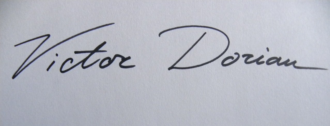 Victor Dorian Signature