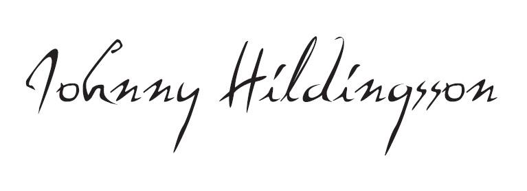 Johnny Hildingsson Signature