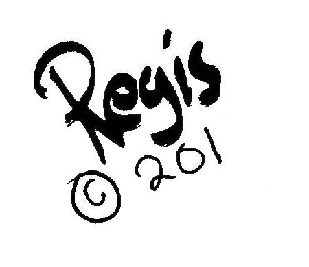 Simon Regis Signature