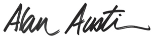 Alan Austin Signature