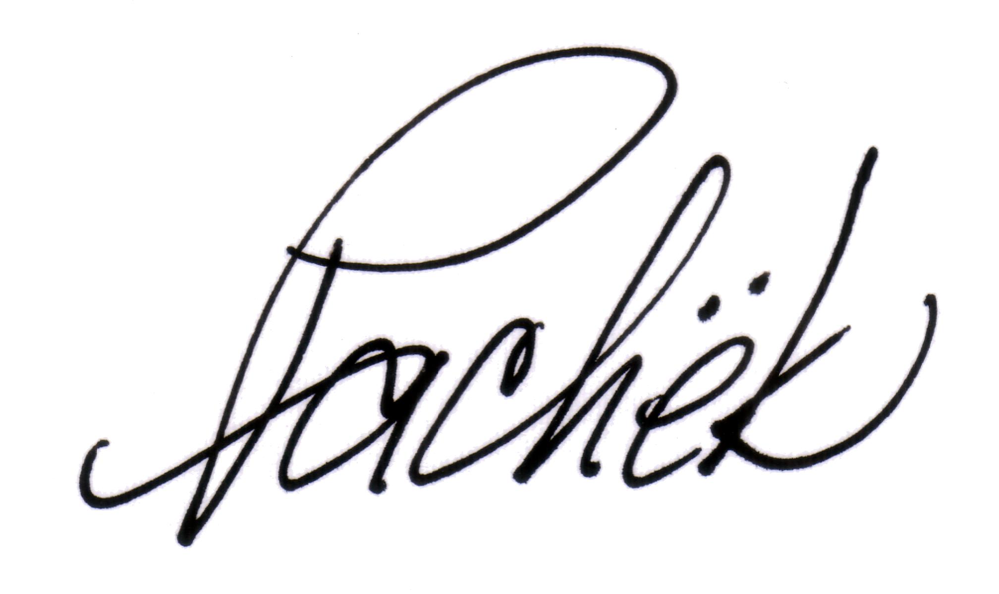 R. Prentice Gividen Signature