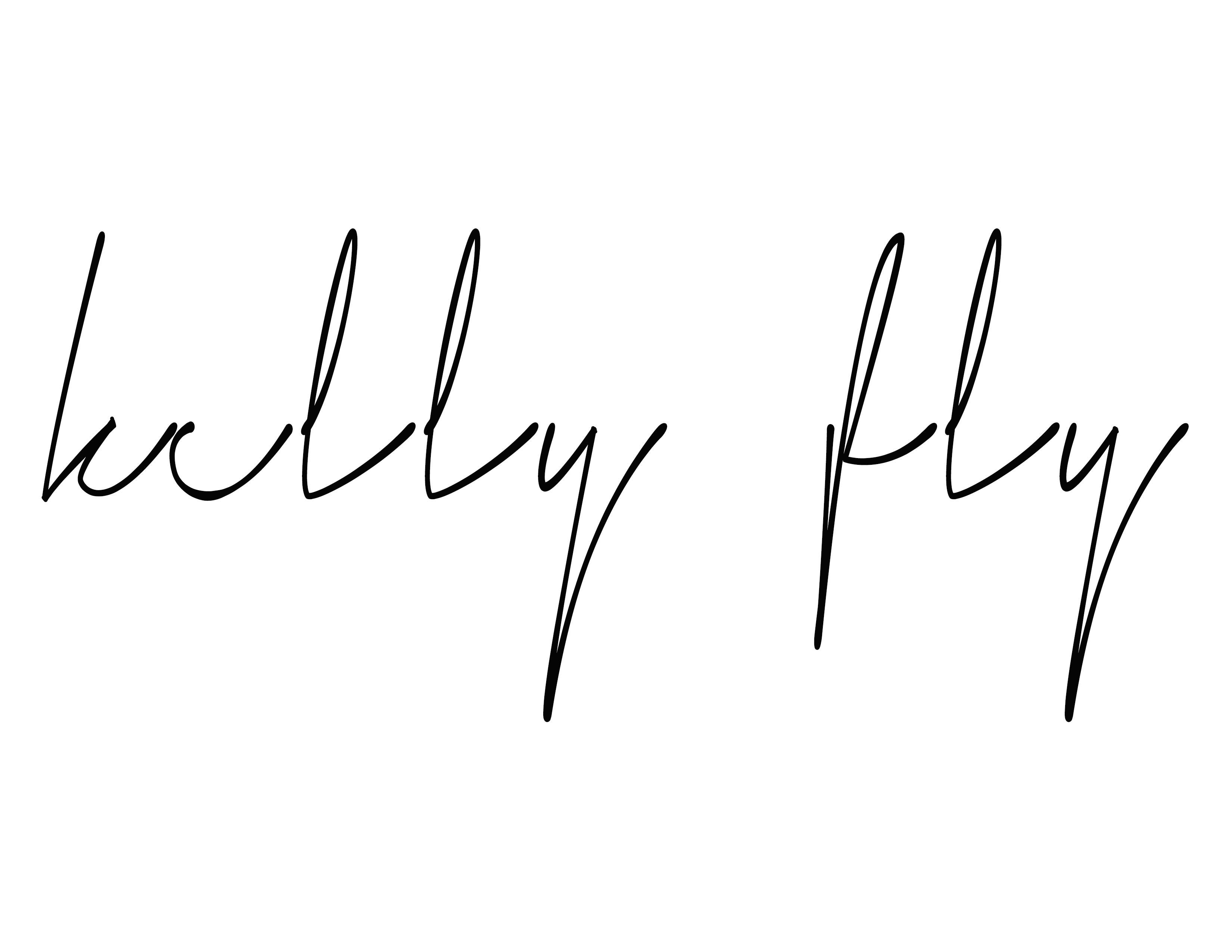 Kelly Fly Signature