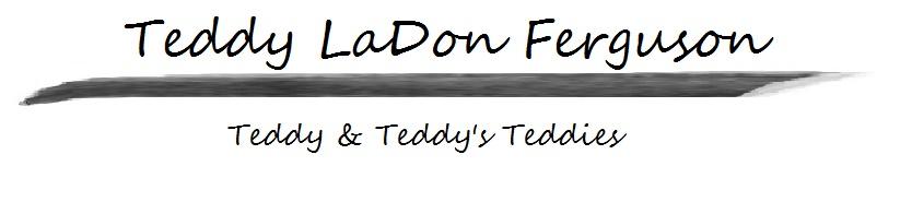 TEDDY Ladon FERGUSON Signature