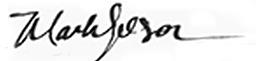 Mark Erickson Signature