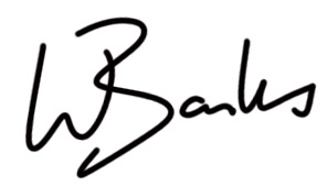 Wayne Banks Signature
