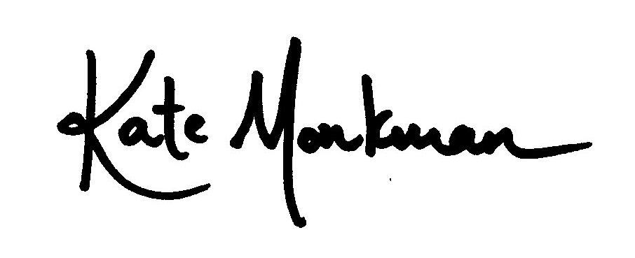 Kate Monkman Signature