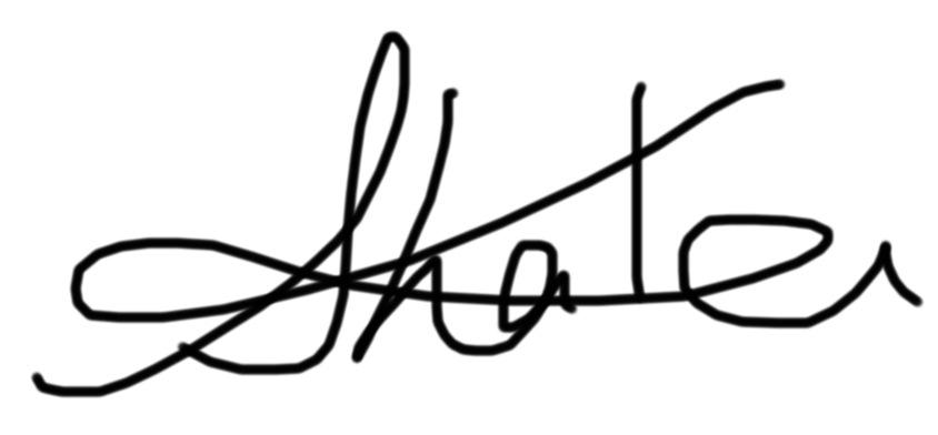 Shakera Tayub Signature