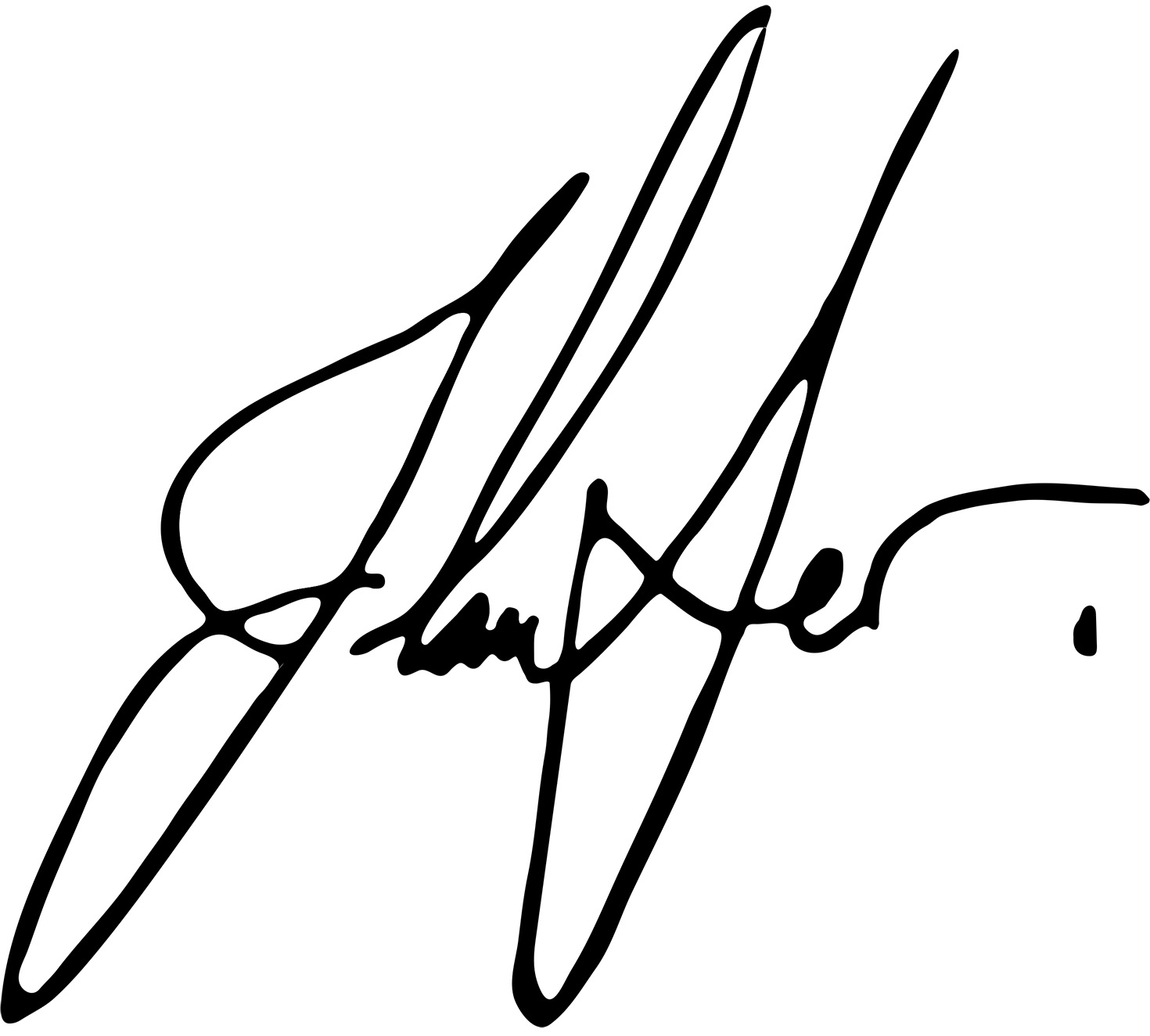 Jess Laufer Signature