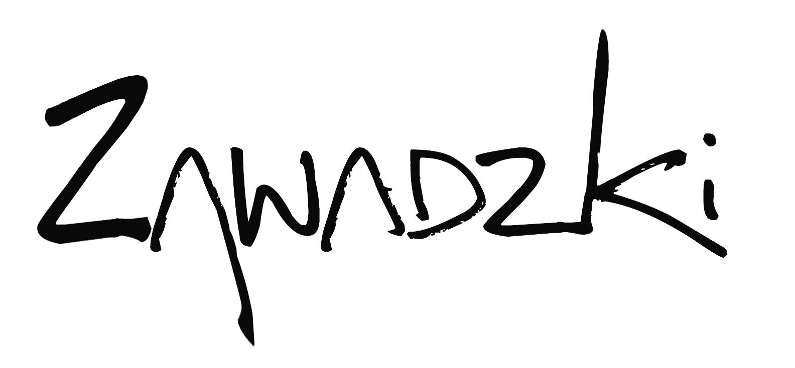 Paul Zawadzki Signature