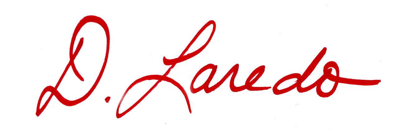 Dianne Laredo Signature