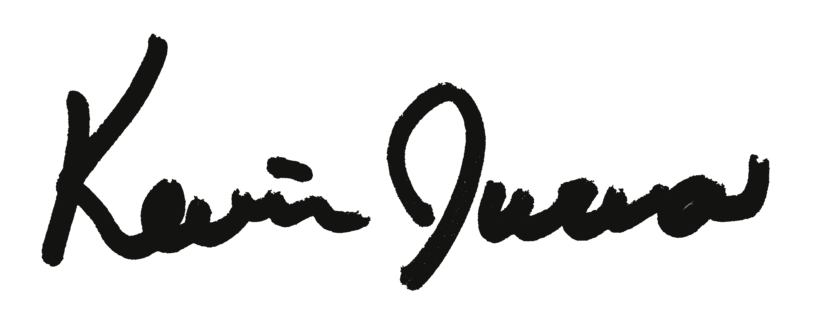 Kevin Jurva Signature