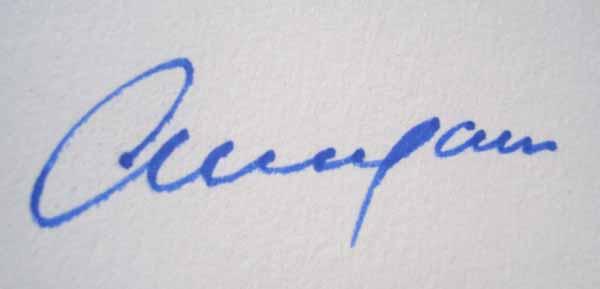 Anupam Halder Signature