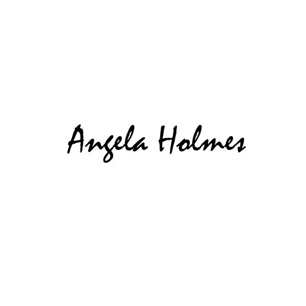 Angela Holmes Signature