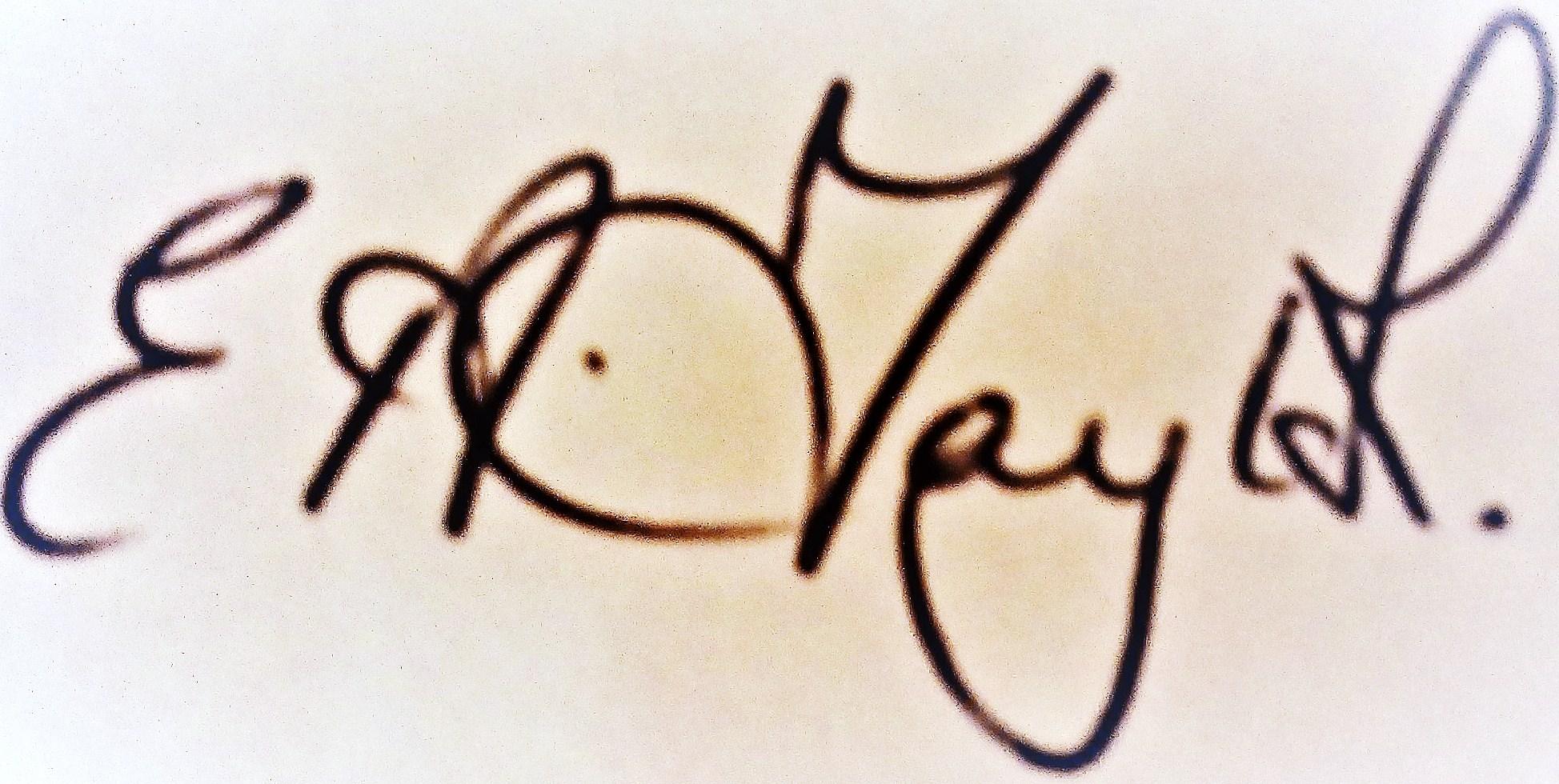 Liz fITZGERALD-TAYLOR Signature