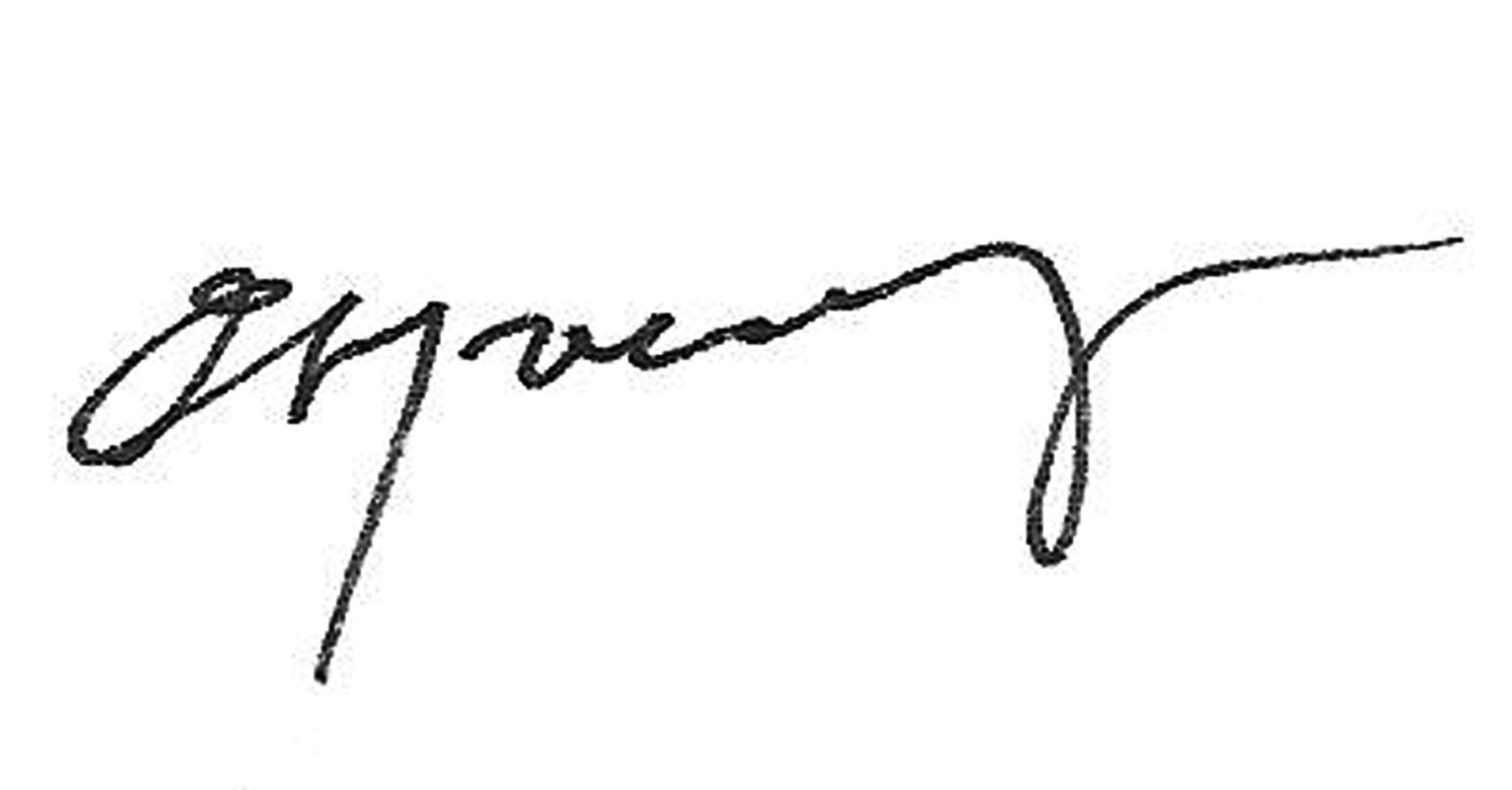 Liliana Esperanza Signature