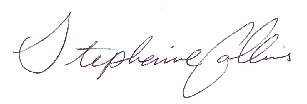 Stephanie Collins Signature