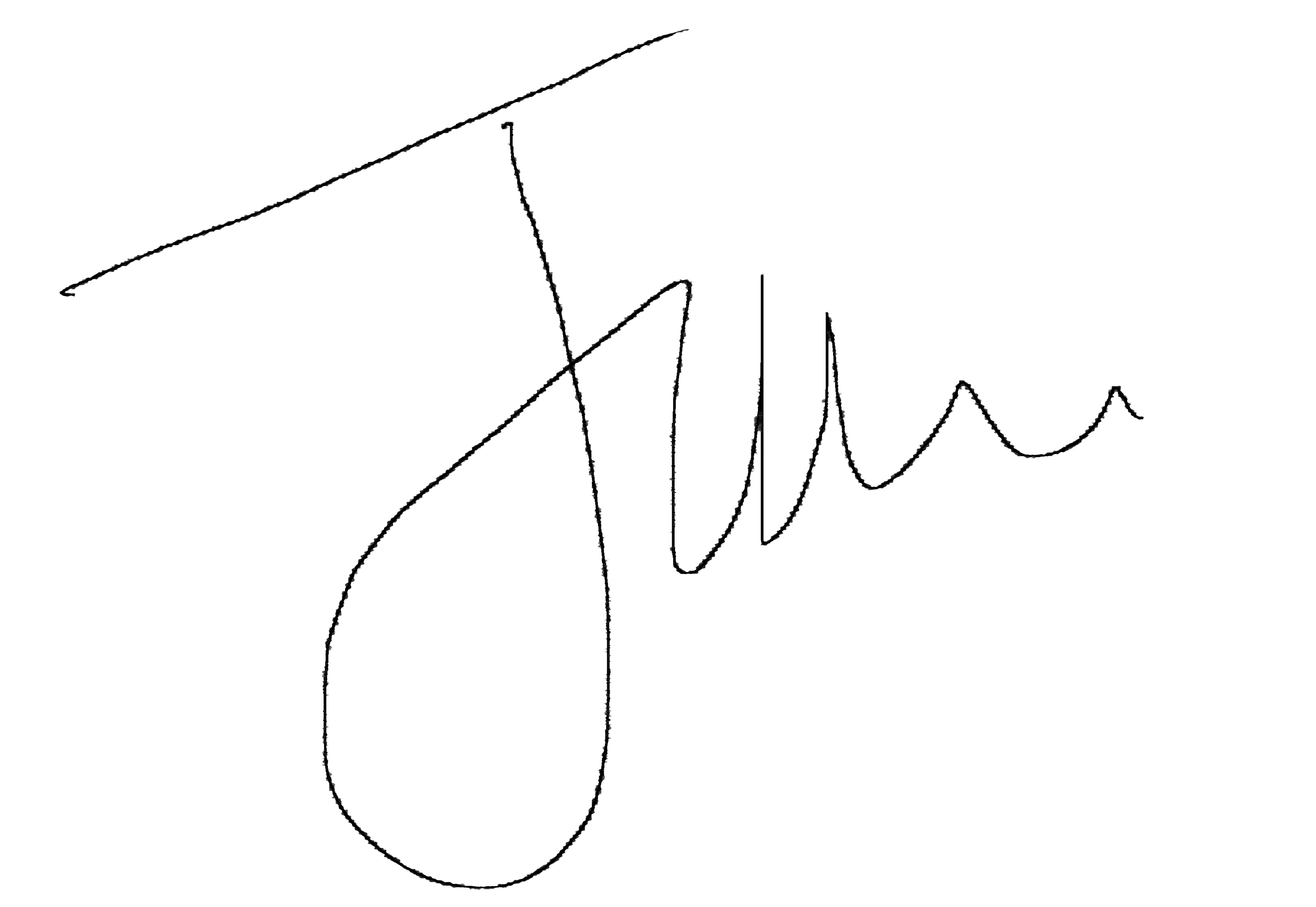 jeremy jones Signature