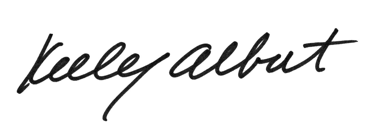 Kelley Albert Signature