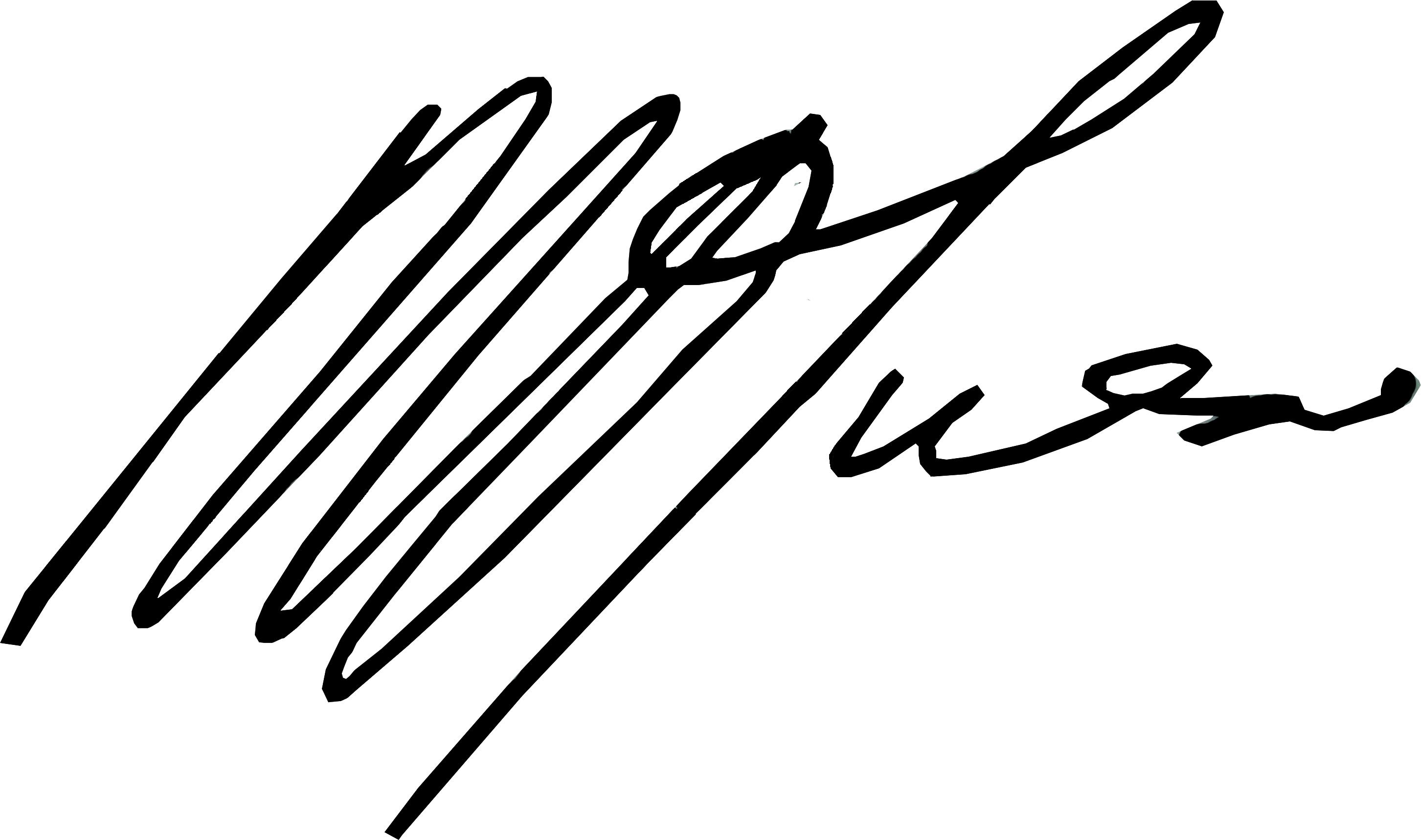 O. Yemi Tubi Signature