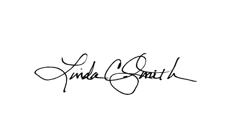 Linda Smith Signature