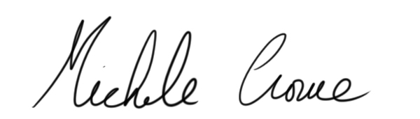 Michele Crowe Signature