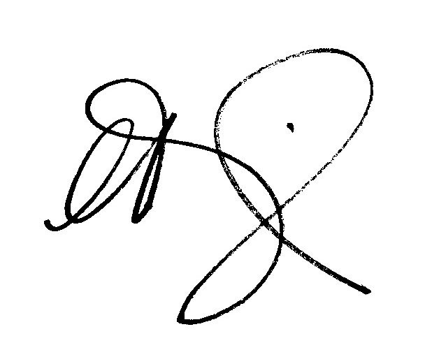 Esther Alinejad Signature