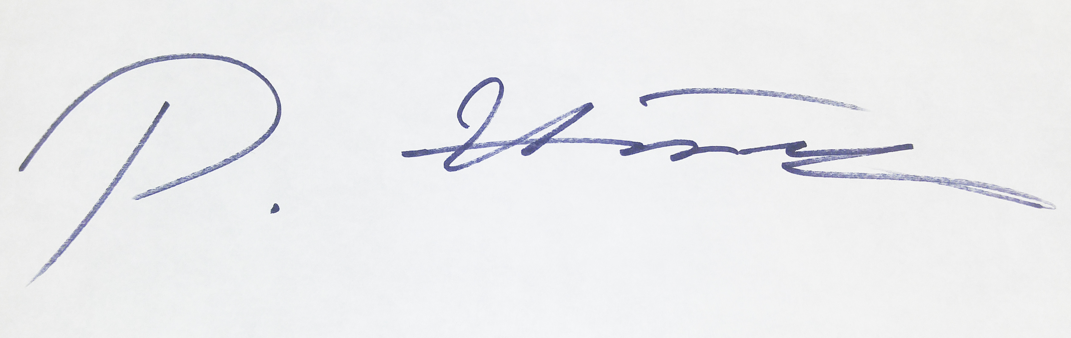 peggy H. Lee Signature