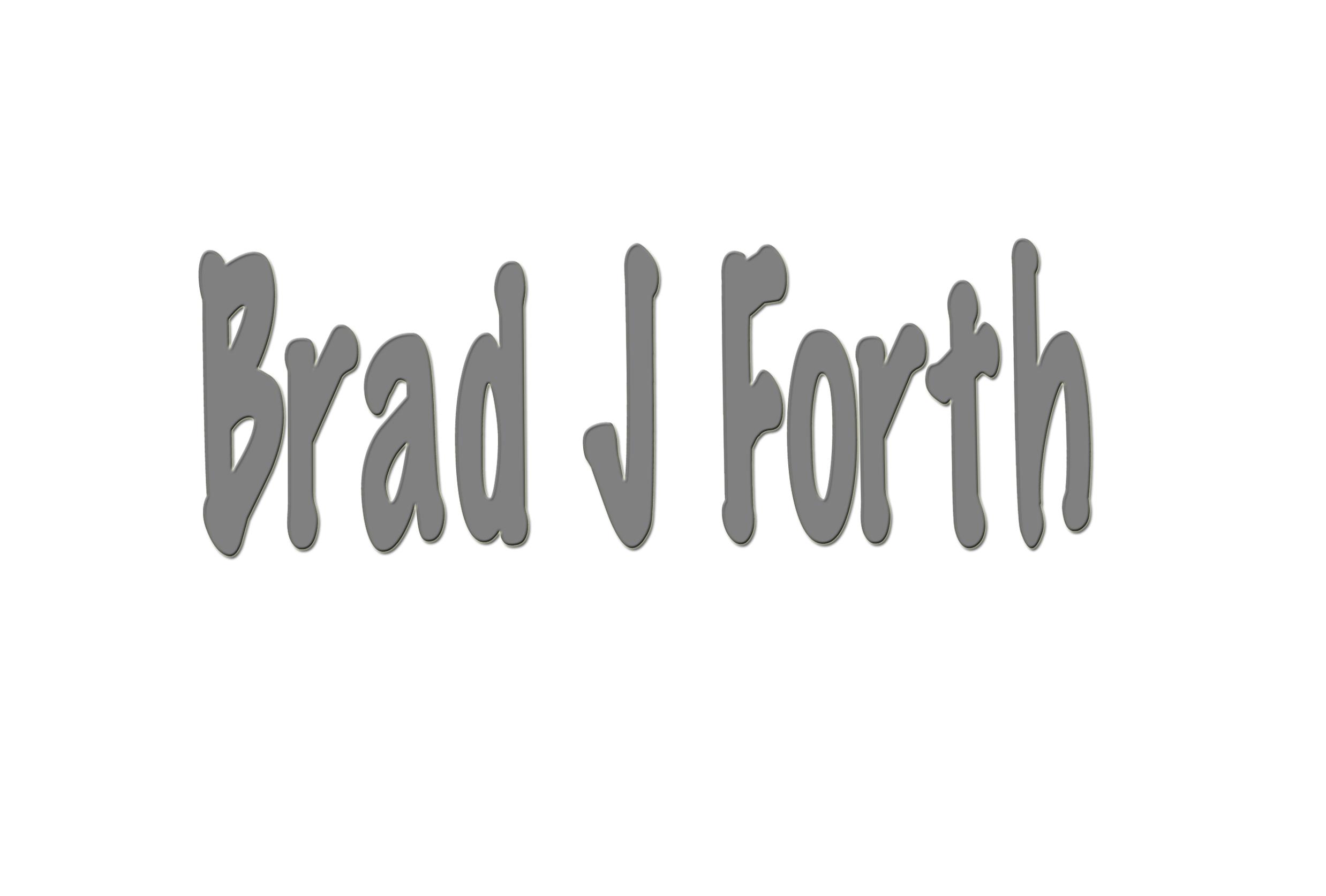 Brad Forth Signature