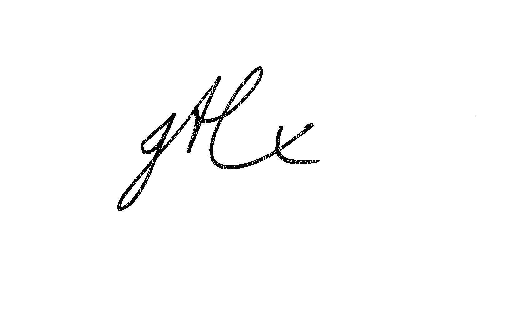 Jan Hadfield Signature