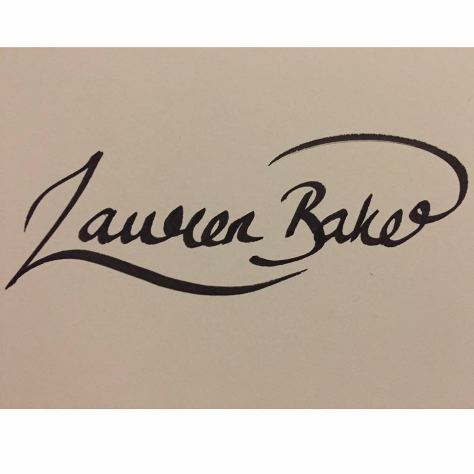 Lauren Baker Signature