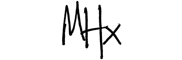 Master Hicks Signature