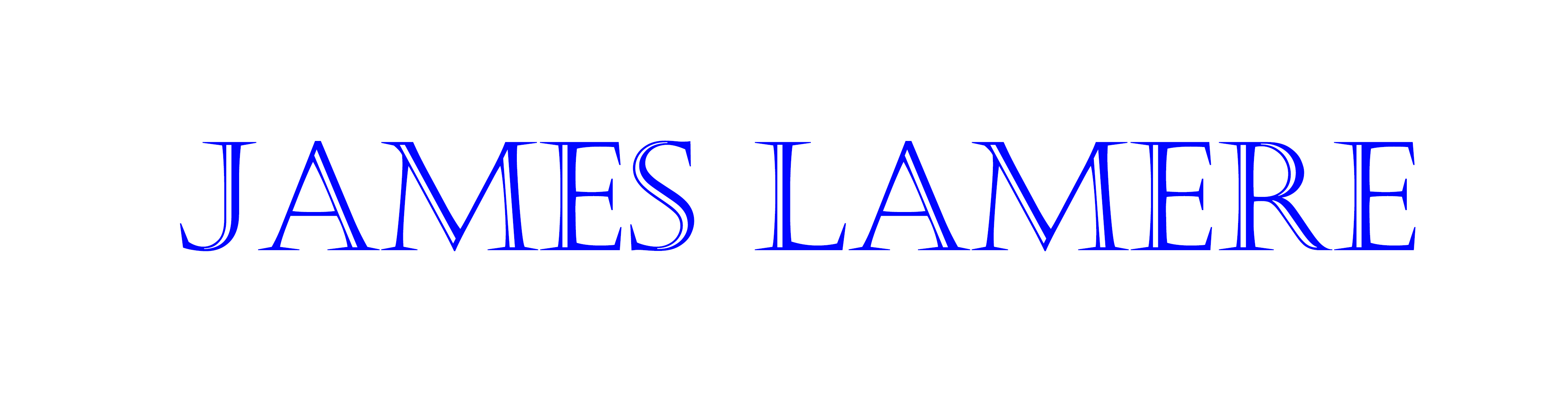 James LaMere Signature