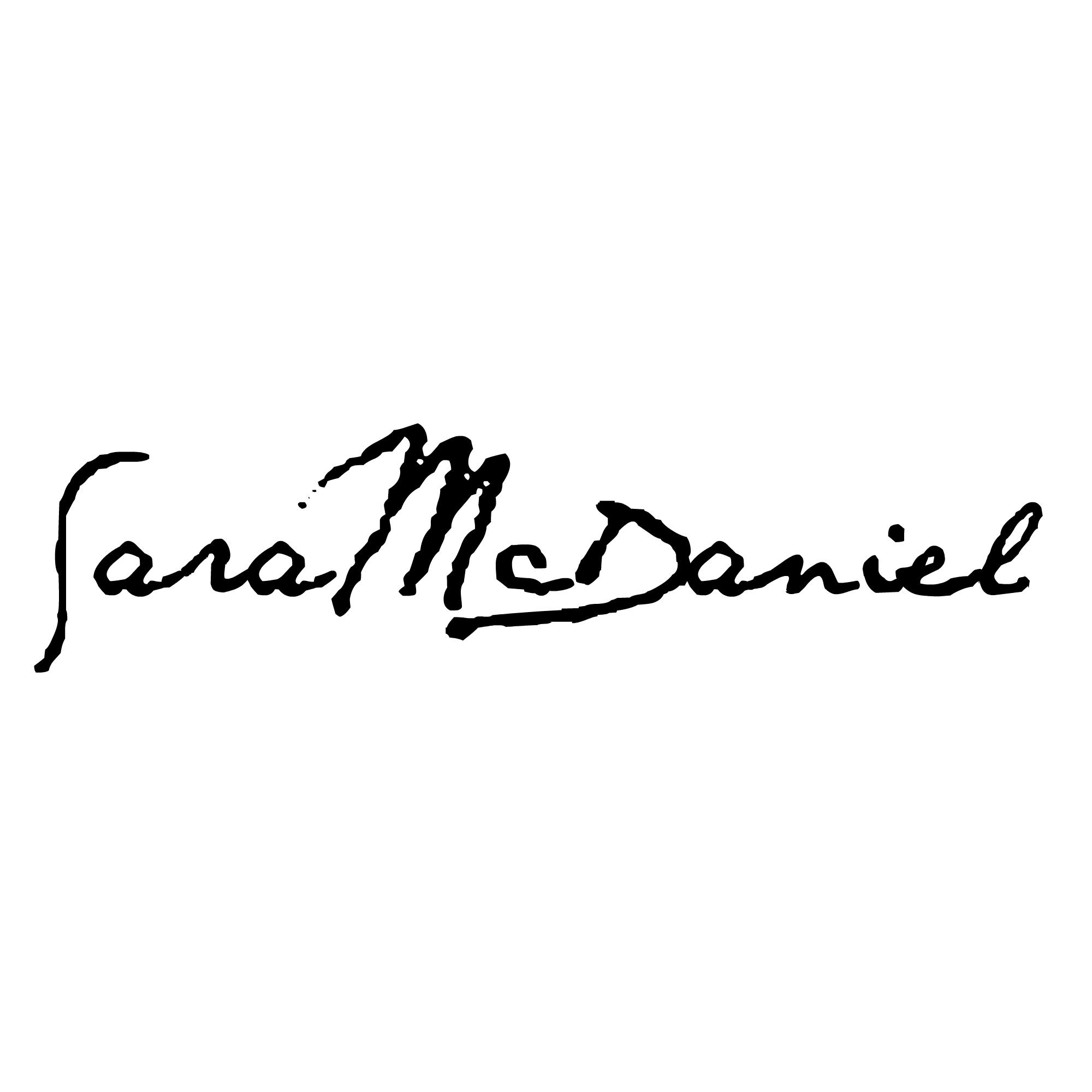 Sara McDaniel Signature