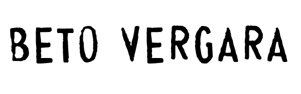 Beto Vergara Signature