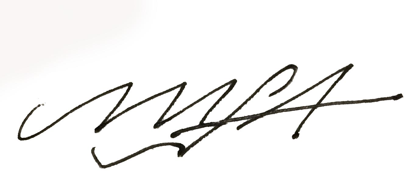 Marine Lewis Signature