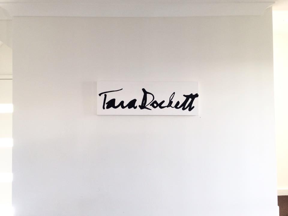 Tara Rockett Signature