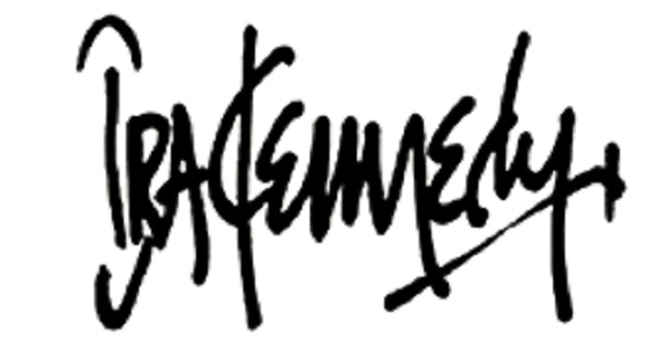 Ira kennedy Signature