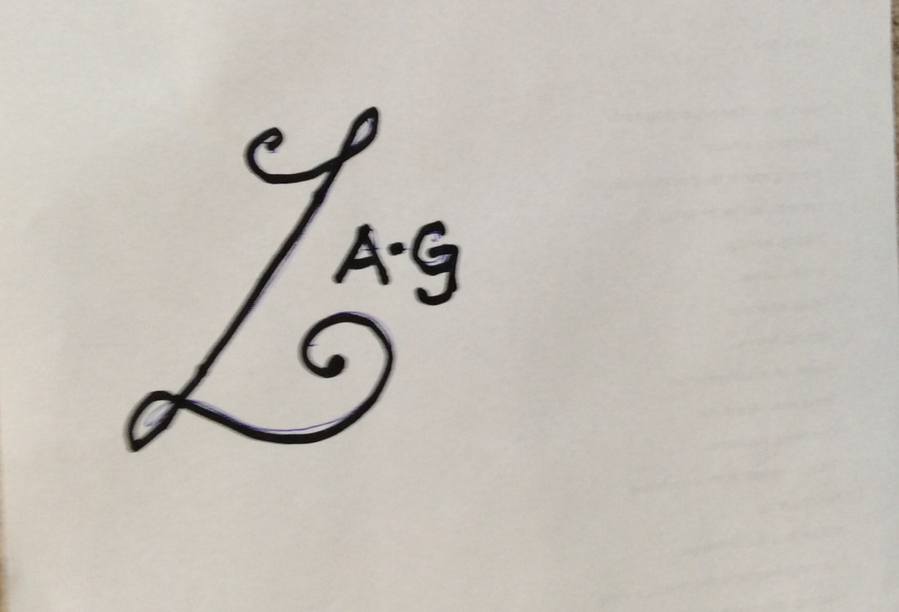 zoe ainsworth-grigg Signature