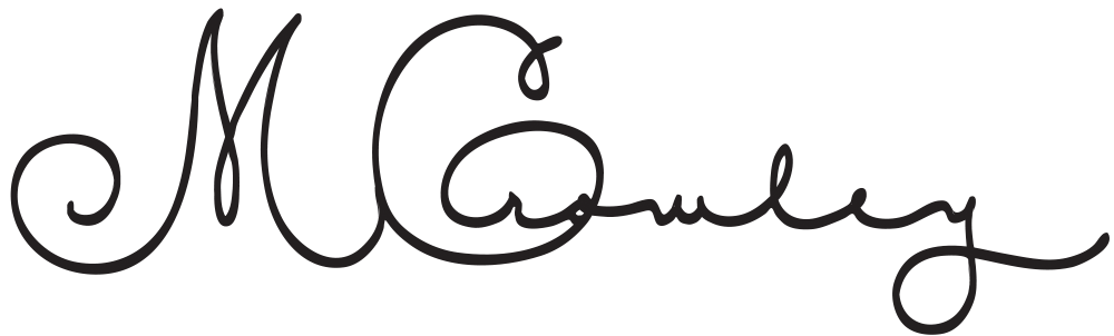 Melissa Crowley Signature