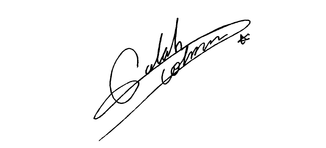 Michelle Colin Signature