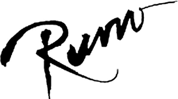 Zoran Runcev Signature
