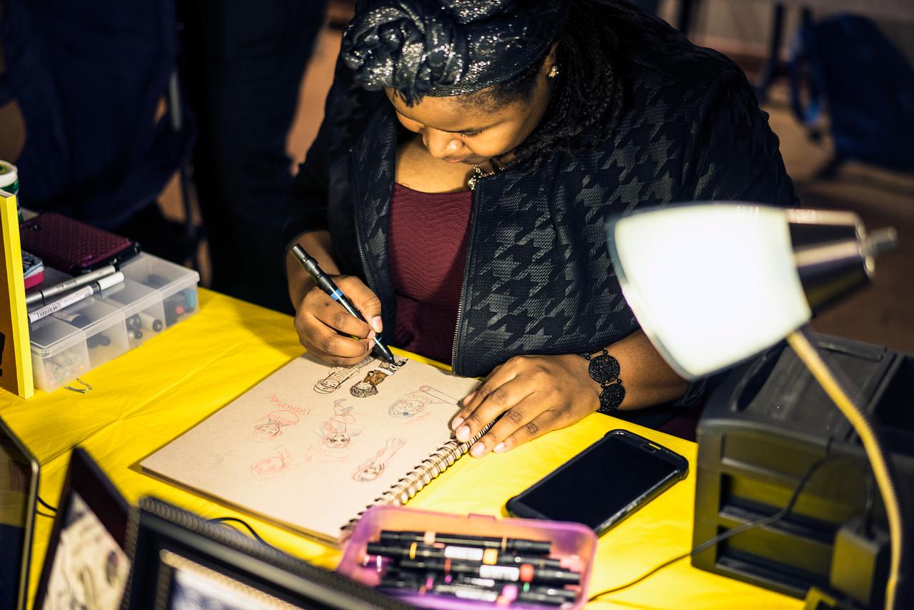 Tiana Conyers Signature