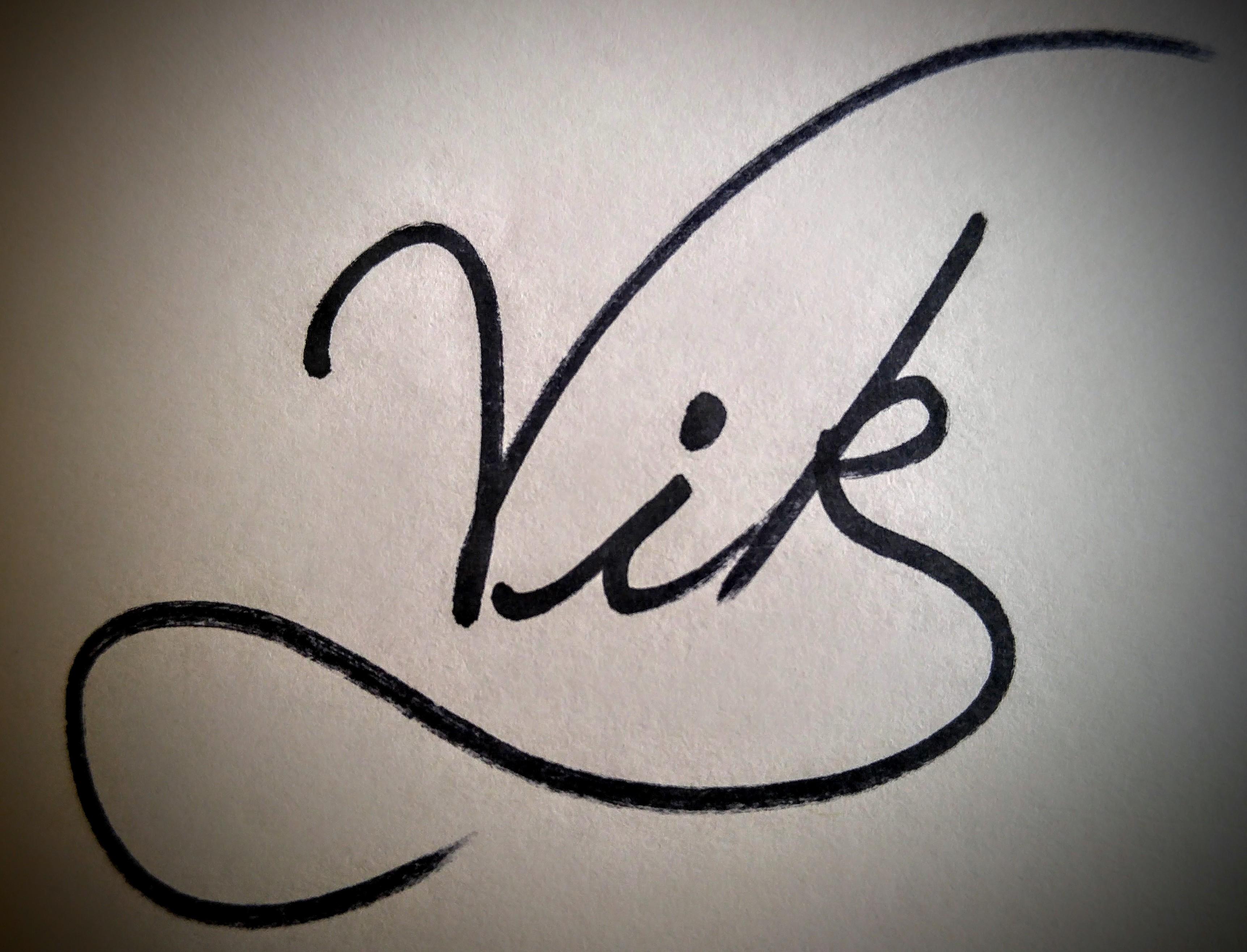 Lynda Vik Signature