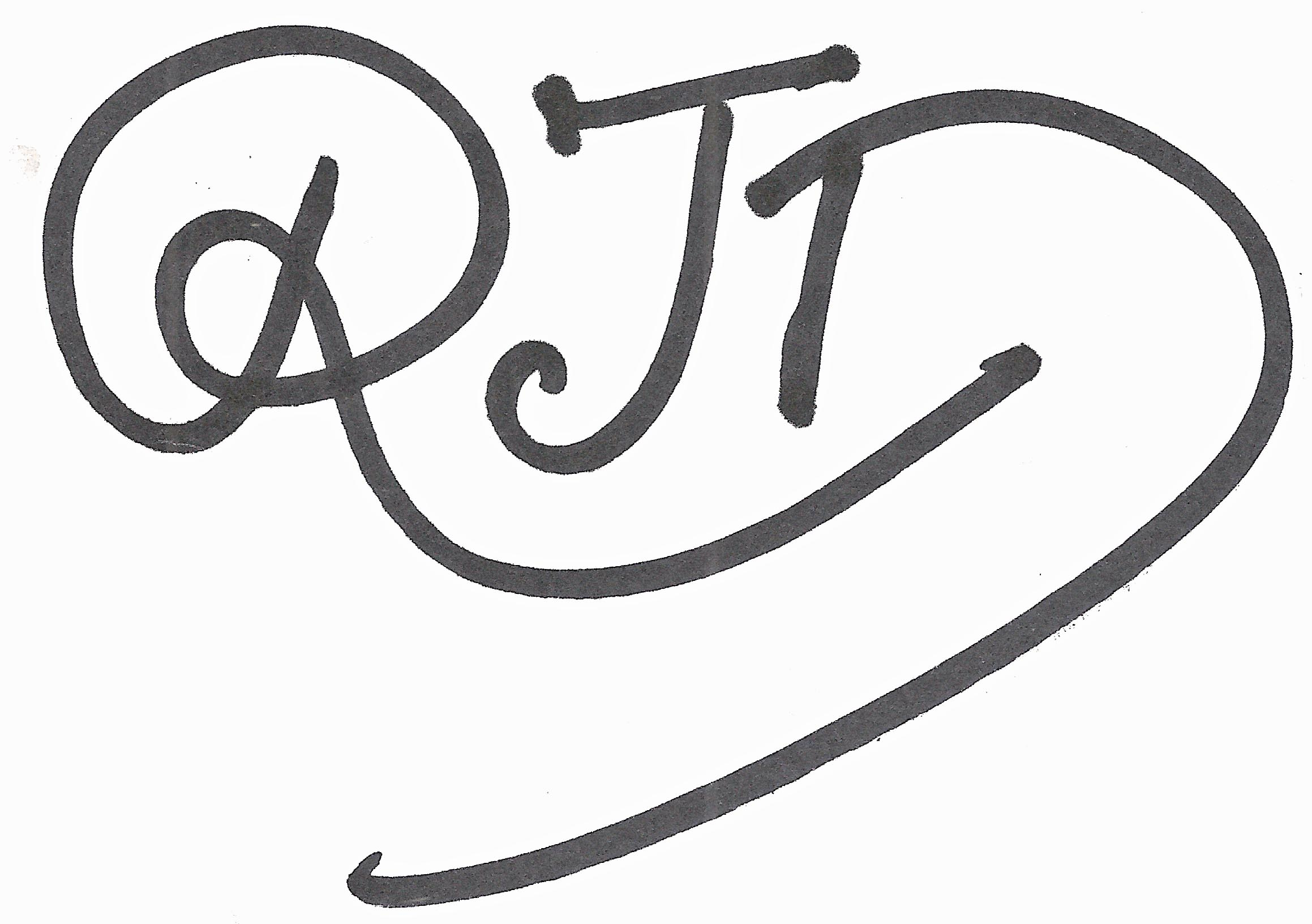 Richard James Digance Signature