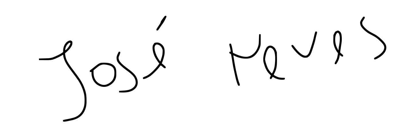 José Neves Signature