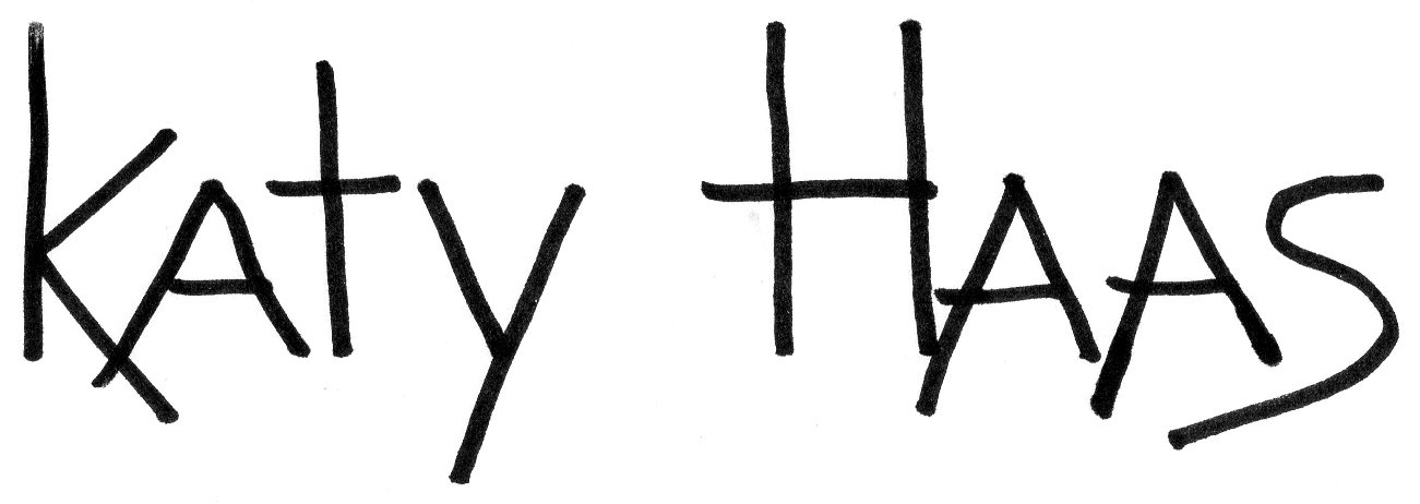 Katy Haas Signature