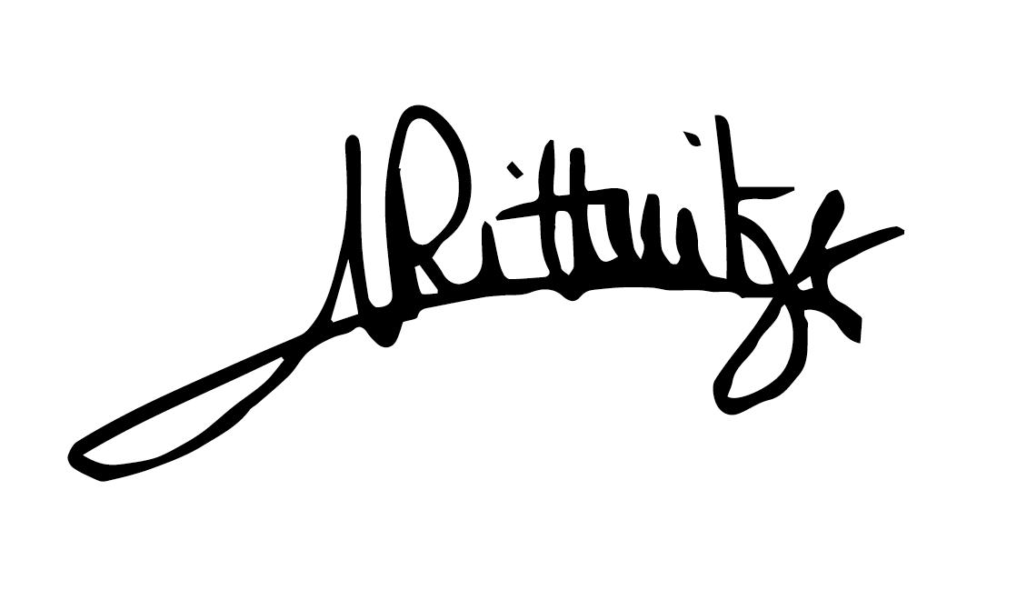 Kora von prittwitz Signature